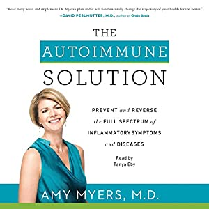 The Autoimmune Solution Audiobook