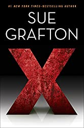 X (Kinsey Millhone Book 24)