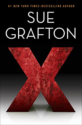 X (Kinsey Millhone Book 24) by [Grafton, Sue]