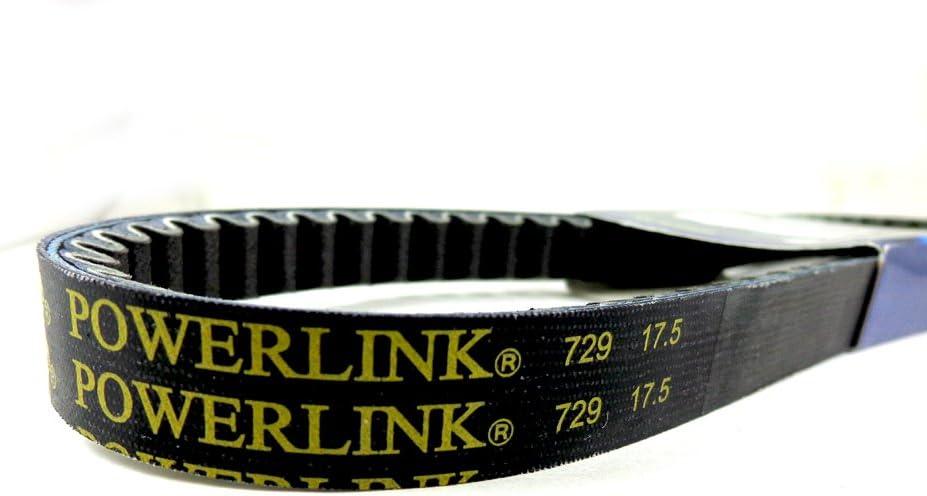 D/&D PowerDrive 98040331 Variable Speed Belt Rubber