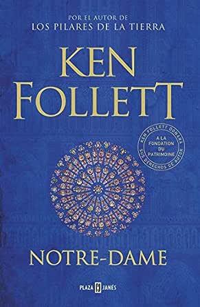 Notre-Dame eBook: Follett, Ken: Amazon.es: Tienda Kindle