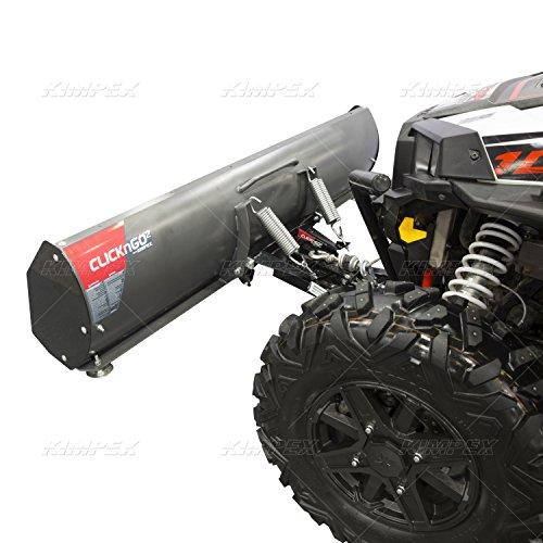 CLICK-nGO-Click-N-Go-2-Snow-Plow-for-ATV-UTV