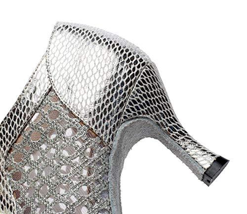 En Noir6cm Latine Salsa De samba Femmes chacha Soirée Talons Dance Hhgold Chaussures Sandales Eu41 Our42 uk7 tango soirée Jazz modern Pour Danse danse qf5Z5Hw