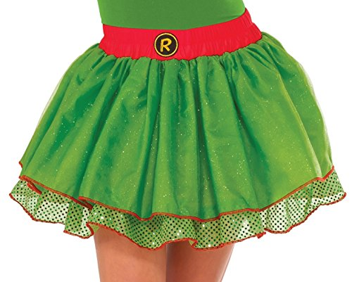 Teenage Mutant Ninja Turtle Adult Costumes (Rubie's Costume Co Women's TMNT Classic Costume Raphael Tutu, Green, Standard)