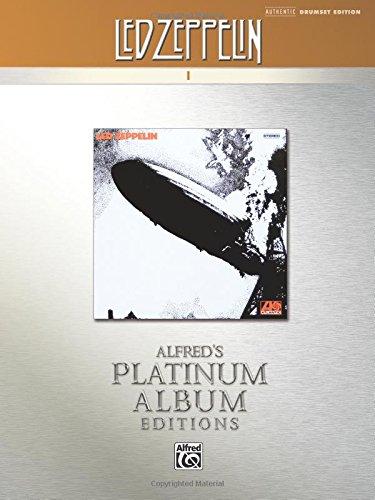 Led Zeppelin -- I Platinum Drums: Drum Transcriptions (Alfred's Platinum Album Editions)