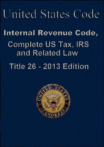 Internal revenue code us tax irs and related law title 26 usc internal revenue code us tax irs and related law title 26 usc fandeluxe Choice Image