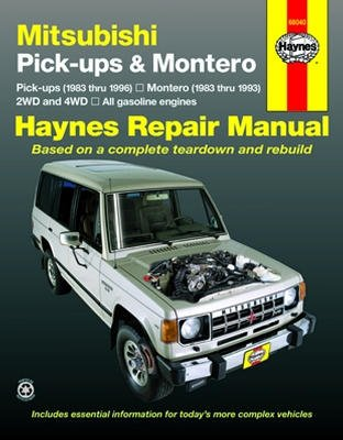 (Haynes 68040 for Mitsubishi)