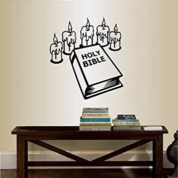 Holy Bible Lord Religious Sticker Bible Phrase Thank You Jesus Decal Custom