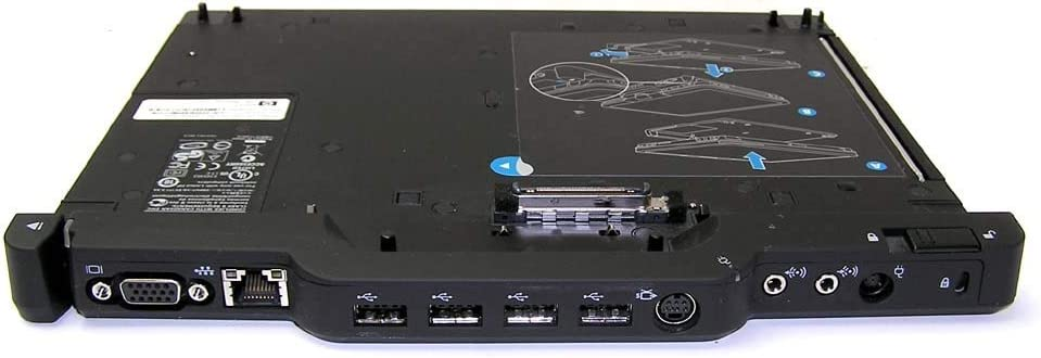 HP 455953-001 2700 series ultra-slim expansion base