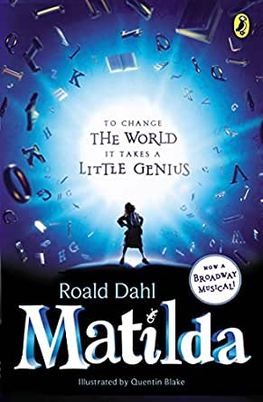 Matilda kindle edition by roald dahl quentin blake children childrens ebooks fandeluxe Image collections