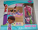 Disney Doc McStuffins Game Rug Playset Includes 5 Piece Doctors Kit