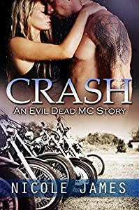 Crash by Nicole James ebook deal