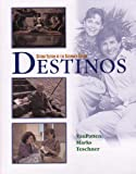 Destinos: Second Edition of the Alternate Edition, Bill VanPatten, 0072497084