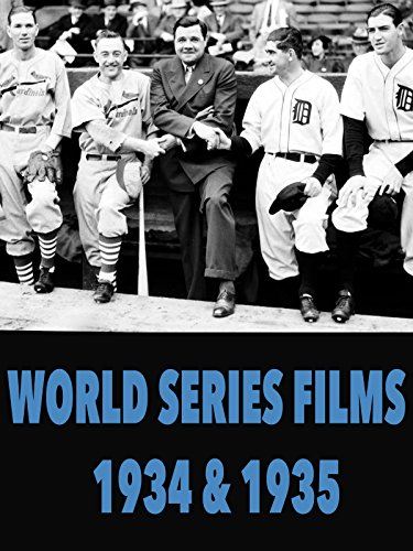 World Series Films 1934 & 1935 (Babe Collections)