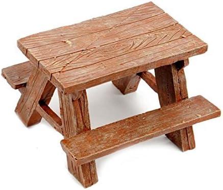 Miniatur: Picknicktisch