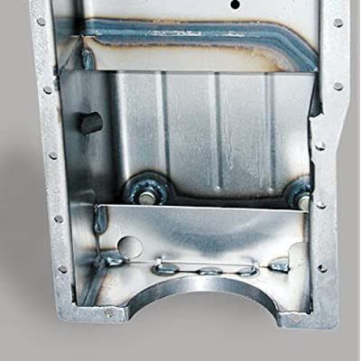Moroso 20520 Oil Pan for Ford 351W Engines in Fox Chassis Vehicles: Automotive