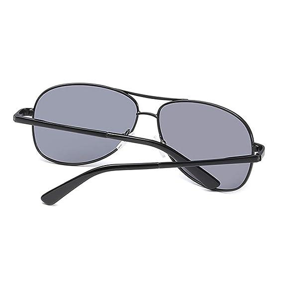 Gafas de sol Hombre Polarizadas Clásico Retro Gafas de sol para Hombre UV400 Protection: Amazon.es: Deportes y aire libre
