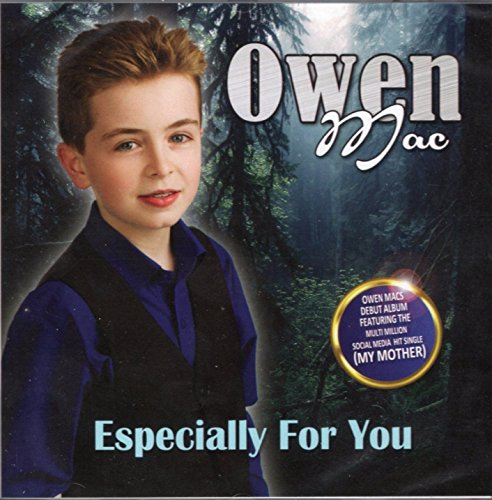 Owen Mac Especially For You CD Featuring Play Me The Waltz Of The Angels