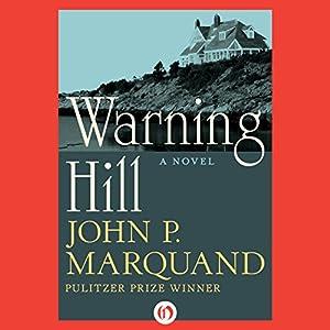 Warning Hill Audiobook
