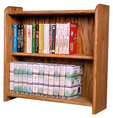 Oak Wall Mount Cabinet (The Wood Shed 207 B Solid Oak Bookcase, Honey)