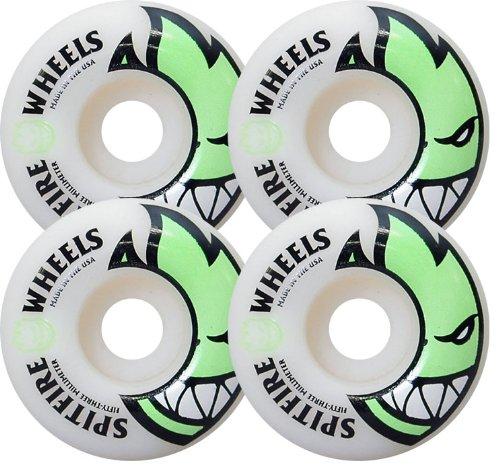 Spitfire Bighead Skateboard Wheels (53mm) (Spitfire Skateboard)