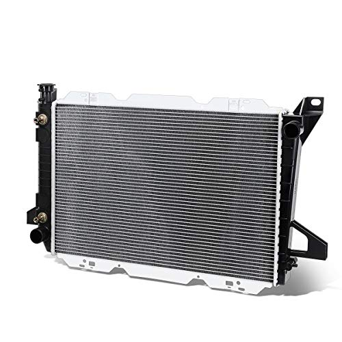 (1451 Factory Style Aluminum Radiator for 85-97 Ford Bronco/F150/F250/F350 5.0L/5.8L)