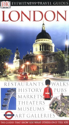 London (Eyewitness Travel Guides)