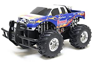 New Bright R/C Monster Extreme Big Foot Summit Toy Vehicle, Scale 1:14