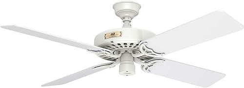 Hunter Fan Company Hunter 23845 Original 52″ White Ceiling Fan