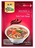 Asian Home Gourmet Thai Tom Yum Soup, 1.75-Ounce Boxes (Pack of 6)