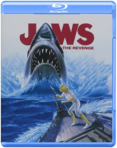 Blu-ray : Jaws: The Revenge (Snap Case)