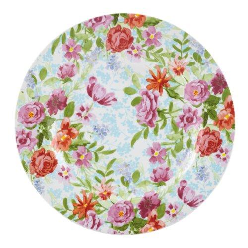 Gorham Kathy Ireland Home Spring Bouquet Salad Plate ()
