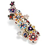 Seeka Bright Blossoms Mezuzah Curated and sold by The Artazia Collection M0932