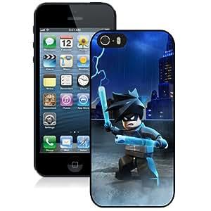 NEW DIY Unique Designed iPhone 5s Generation Phone Case For Cartoon Lego Batman Phone Case Cover