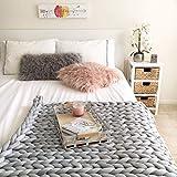 Throw Blanket Knitting Machines
