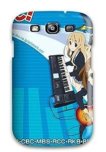 New Cute Funny K-on Case Cover/ Galaxy S3 Case Cover wangjiang maoyi