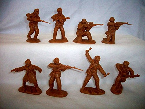 Korean War Chinese Infantry Offered and made by Classic Toy Soldiers, Inc in 54mm-1:32 scale from Classic Toy Soldiers, Inc