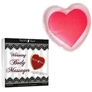 Hearts desire warming body massager (Package Of 4)