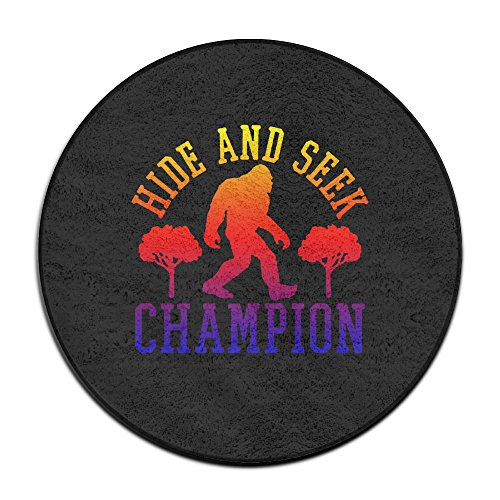 bigfoot-hide-and-seek-champion-sarcastic-novelty-sarcastic-humor-funny-round-non-slip-doormat-fashio