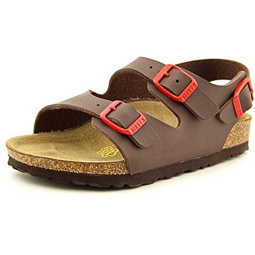 40d2976b2c386 Birkenstock Roma Kids Youth US 3 N Brown Slides Sandal EU 34 - Buy Online  in UAE.