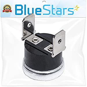 661566 Dishwasher High Limit Thermostat Replacement Part by Blue Stars – Exact Fit for Whirlpool & Kenmore Dishwashers…