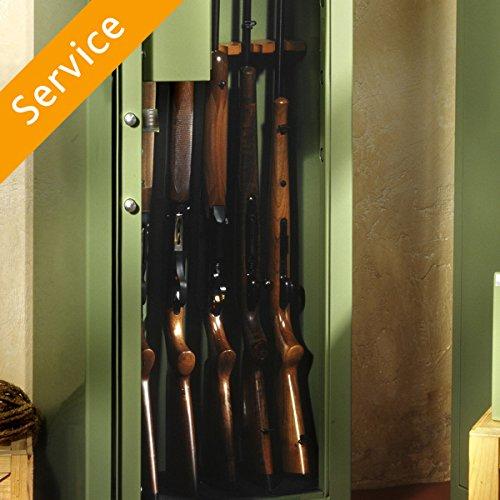 Gun Safe Installation - Up to 10 Gun Safe