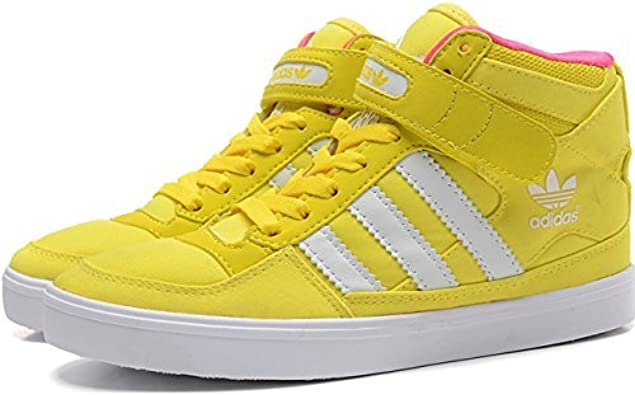 Adidas Forum UP W Zapatillas Deportivas Trainers Amarillo ...