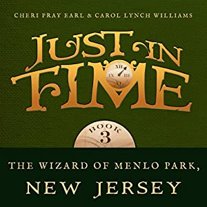 The Wizard of Menlo Park, New Jersey Audiobook