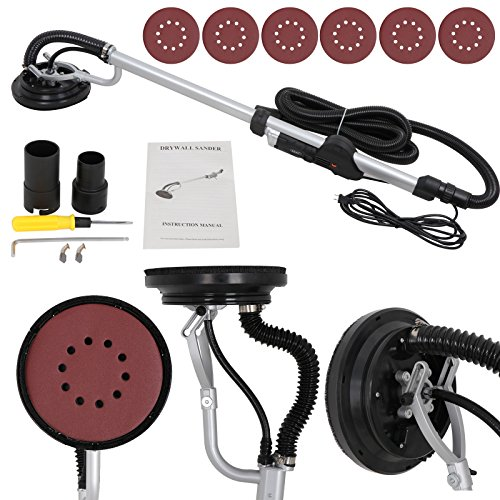 BBBuy Drywall Sander 800W Commercial Electric Adjustable Variable Speed Sanding Pad from BBBuy
