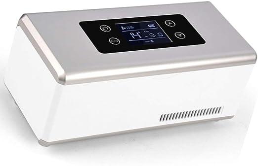 MGZDH Refrigerador de insulina Portátil Mini Insulina refrigerado ...