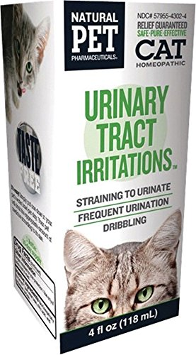 Feline Tomlyn Cat Urinary Tract Infections 4oz by Tom Lyn