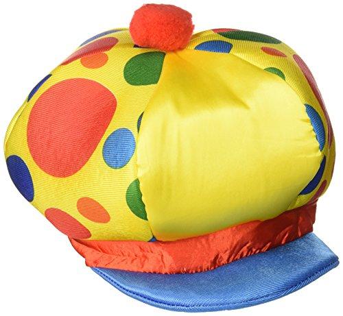 Forum Novelties Foam Clown Hat
