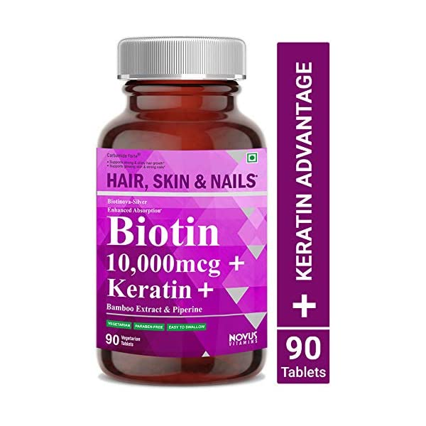 Top Best Carbamide Forte Biotin Hair Growth