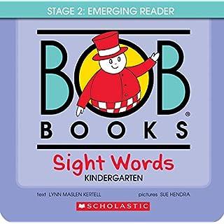 Bob Books Sight Words: Kindergarten
